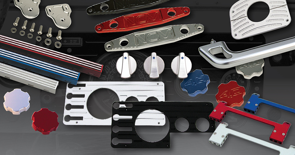 Billet Aluminum Jeep Accessories